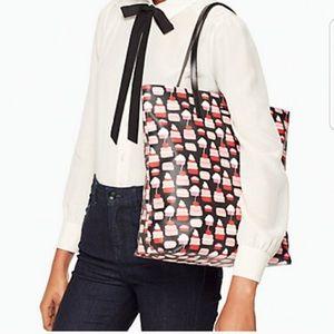 Kate Spade Bon Shopper Cupcake Tote Bag 🎂